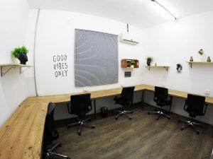 Salva Privativa Minds Coworking Pinheiros
